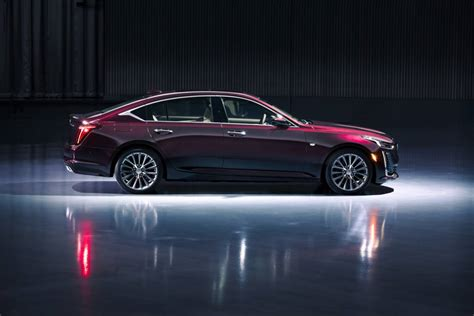 what will cadillac make in 2020 2020 cadillac ct5 promises performance with style slashgear