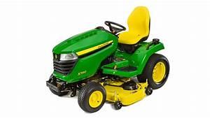 John Deere X590 Lawn Tractor Maintenance Guide  U0026 Parts List