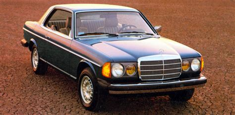 Why Everyone Loves An Old Diesel Mercedes-Benz