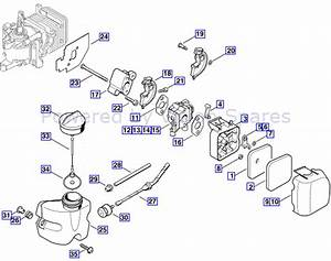 26 Stihl Weed Eater Parts Diagram