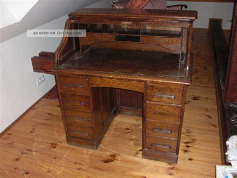 Sekretär Schreibtisch Antik by Schreibtisch Sekret 228 R Rollsekret 228 R Antik Um 1900