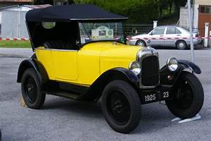 Citroen Trefle : citroen 5hp trefle 1925 ~ Gottalentnigeria.com Avis de Voitures