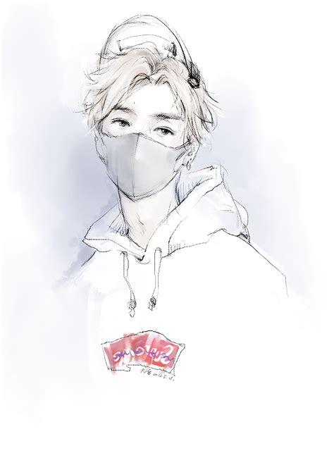 luhan fan art    good exo