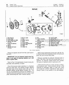 John Deere 450c Repair Manual Crawler Tm1102  U2013 Erepairinfo Com