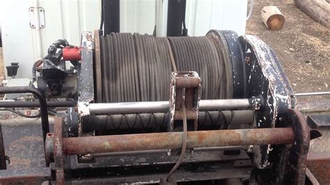 Pulling Under Ground Cable