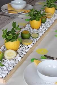 Tischdeko Mit Sonnenblumen : 25 best ideas about tischdeko sommer on pinterest ~ Lizthompson.info Haus und Dekorationen