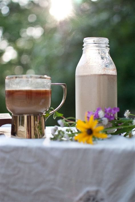 """Get full nutrition facts for other great value products and all your other favorite brands. """"Cinnabon homemade coffee creamer."""" This recipe is groundbreaking. You'll never guess the secret ..."""