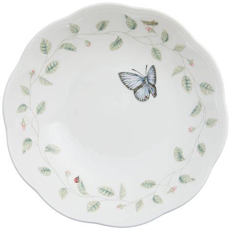 butterfly lenox dinnerware meadow classic piece pasta salad garden dishes kitchen save