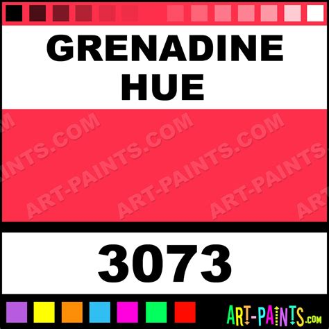 what color is grenadine grenadine vitrea 160 stained glass and window paints inks