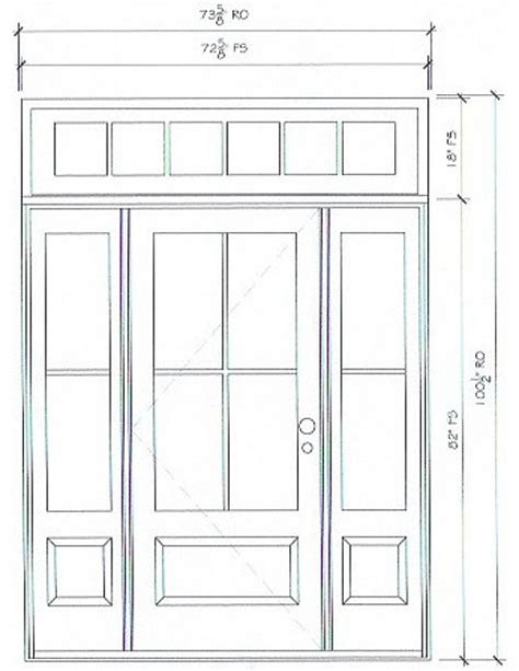 entry door sizes something s gotta give inspired home home bunch