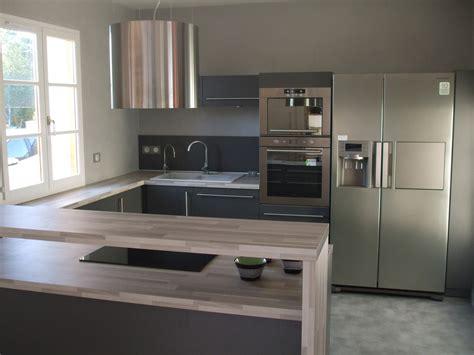 plan de cuisine en u cuisine en u côté maison cuisines cuisine et amenagement cuisine