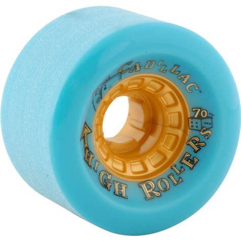 Cadillac Wheels Skateboard by Cadillac Wheels High Roller Blue Longboard Skateboard