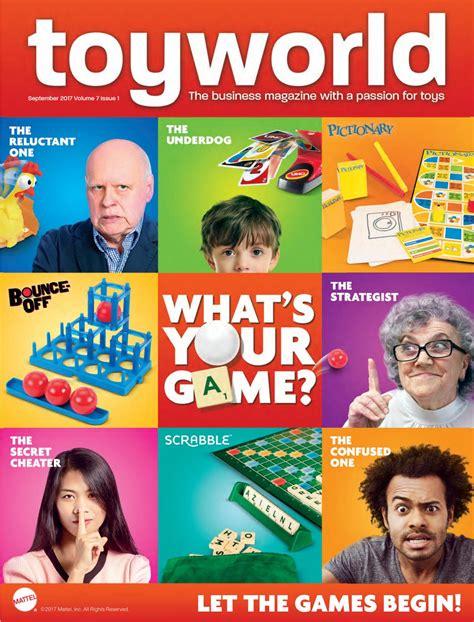 Toyworld September 2017 by TOYWORLD MAGAZINE Issuu