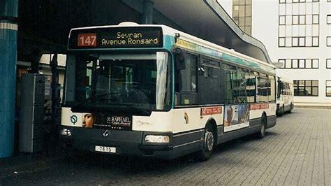 Ligne De Bus Ratp 147 (refaite)