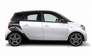 La Smart : smart forfour voiture 4 places smart ~ Gottalentnigeria.com Avis de Voitures