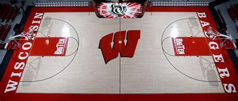 Kohl Center Basketball Floor Replacement Campaign