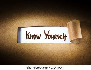 Know Yourself Images, Stock Photos & Vectors | Shutterstock