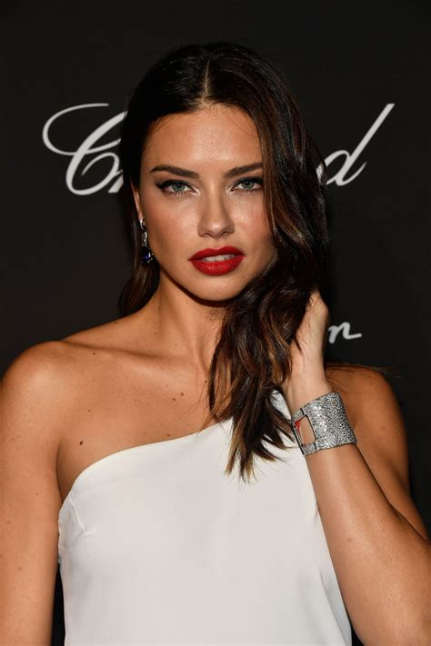 Adriana Lima Creatures The Night Late Soiree