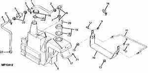 33 John Deere F725 Parts Diagram