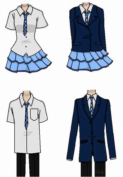 Uniform Uniforms Inuyasha Philippines Deviantart Applegate Wear