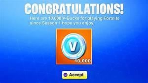 How To Get Free Vbucks In Fortnite Season 7  New Season 7 Free Vbucks Glitch  Earn Free Vbucks