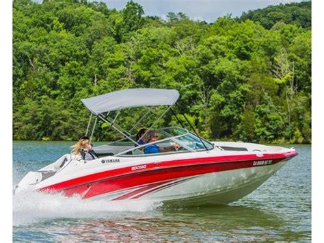 19 Ft Boat by Yamaha Boats Boats 2015 Yamaha Boats 19 Ft Sx190