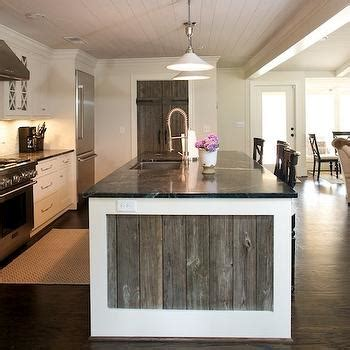 reclaimed wood counters design ideas