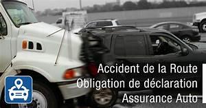 Declaration De Sinistre Auto : d claration d 39 un accident de la route d lais et ~ Gottalentnigeria.com Avis de Voitures