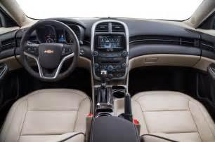 Chevrolet 2015 Chevy Malibu Interior