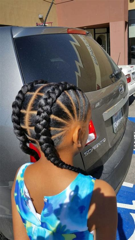 Cute & Easy Summer Ponytail Hairstyles For Little Girls