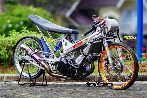 Foto Gambar Drag by 44 Foto Gambar Modifikasi Honda Sonic Drag Bike Thailand