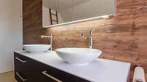 Rustikal Trifft Auf Modernes Badezimmer Koch Frs Leben