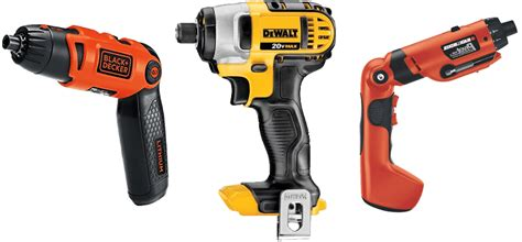 cordless electric screwdrivers buying guide