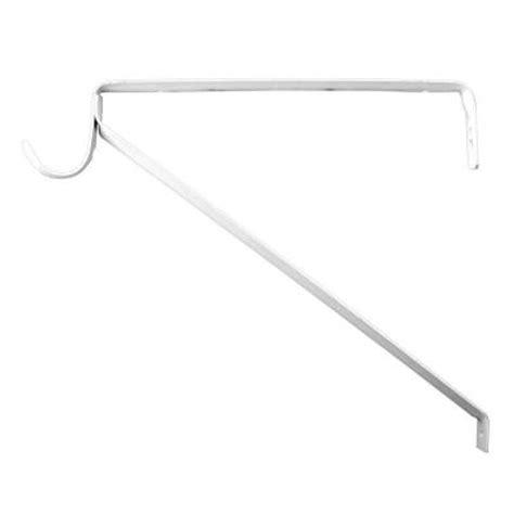 everbilt 12 625 in x 0 95 in steel adjustable shelf and