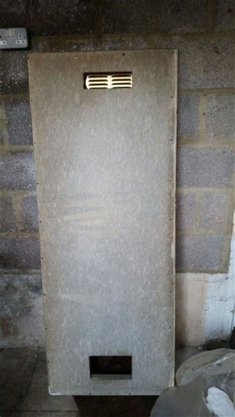 asbestos cement ac lining      airing