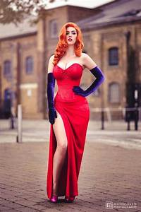 158 Best Images About MOVIE Cosplay Jessica Rabbit Who