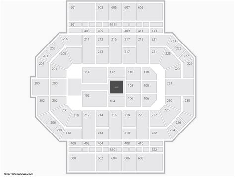 allen county war memorial coliseum seating chart seating charts