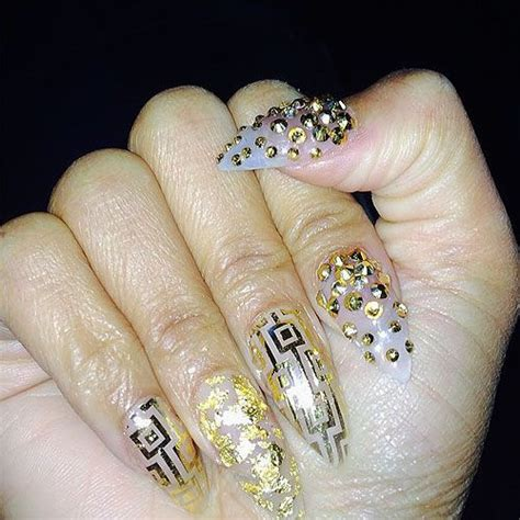 nicki minaj nails  nail designs  wow
