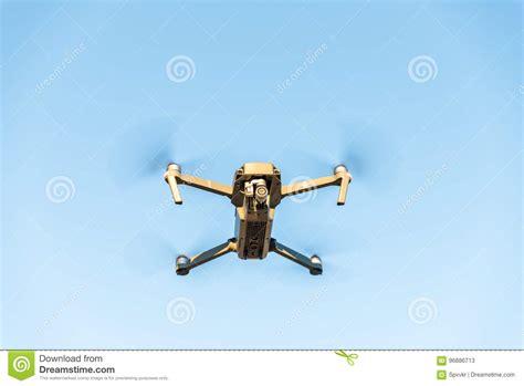 drone dji mavic pro   air editorial stock photo