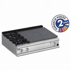 Plaque Cuisson 2 Feux : baron gamme 900 top 2 feux vifs gaz et plaque coup de feu ~ Dailycaller-alerts.com Idées de Décoration