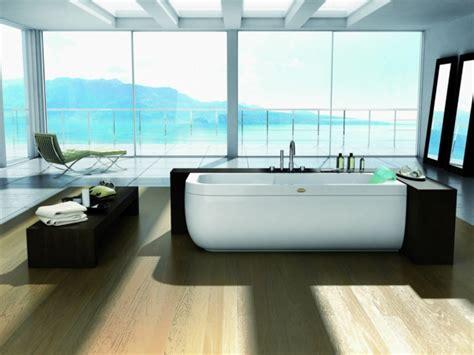 Freistehende Badewanne Die Moderne Badeinrichtungbadewane Und Schrank In Eins by Freistehende Badewanne Blickfang Und Luxus Im Badezimmer
