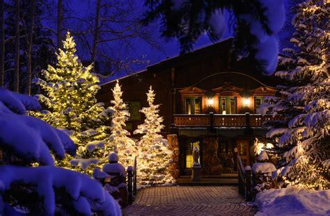 the christmas light company vail valley tree lighting christmas tree trunk wraps