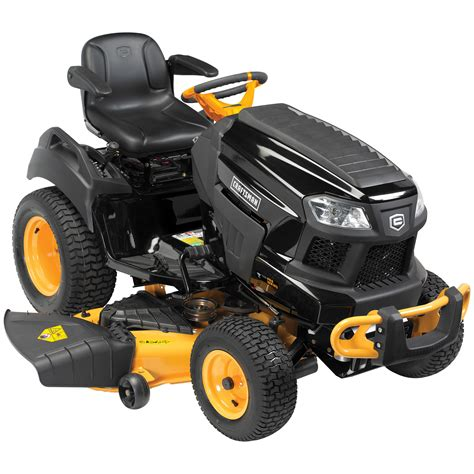 craftsman garden tractor craftsman 27048 50 quot 26 hp v kohler locking
