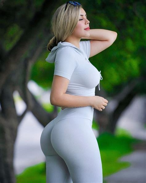 Sexy Blonde With Amazing Ass And Boobs AlaZar