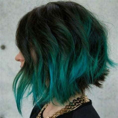 50 Teal Hair Color Inspiration For An Instant Wow Hair