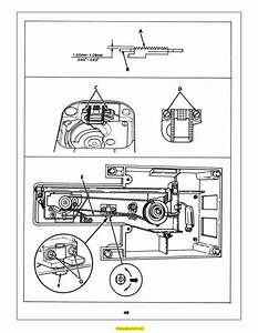 Singer 6212 Sewing Machine Service
