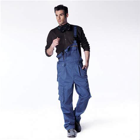 Jumpsuit Men Pants Work Wear Bib Pants Menu0026#39;s Plus Size M L XL XXL XXXL Tooling Uniform Jumpsuits ...