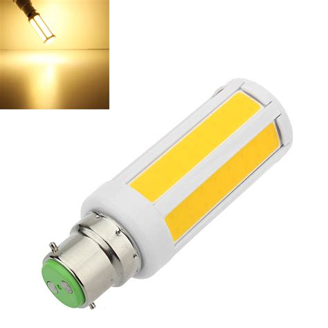 b22 5w warm white cob led corn light l bulbs 200 240v