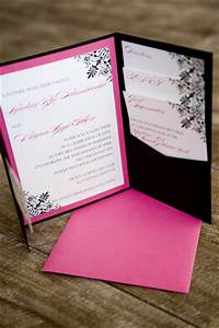 unique pocket wedding invitations wedding invitations With wedding invitations with inside pocket