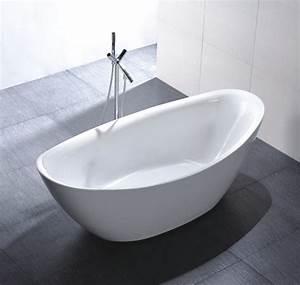 Acryl Badewanne Reinigen : freistehende badewanne acryl bellagio wei 180 x 86 cm ~ Lizthompson.info Haus und Dekorationen